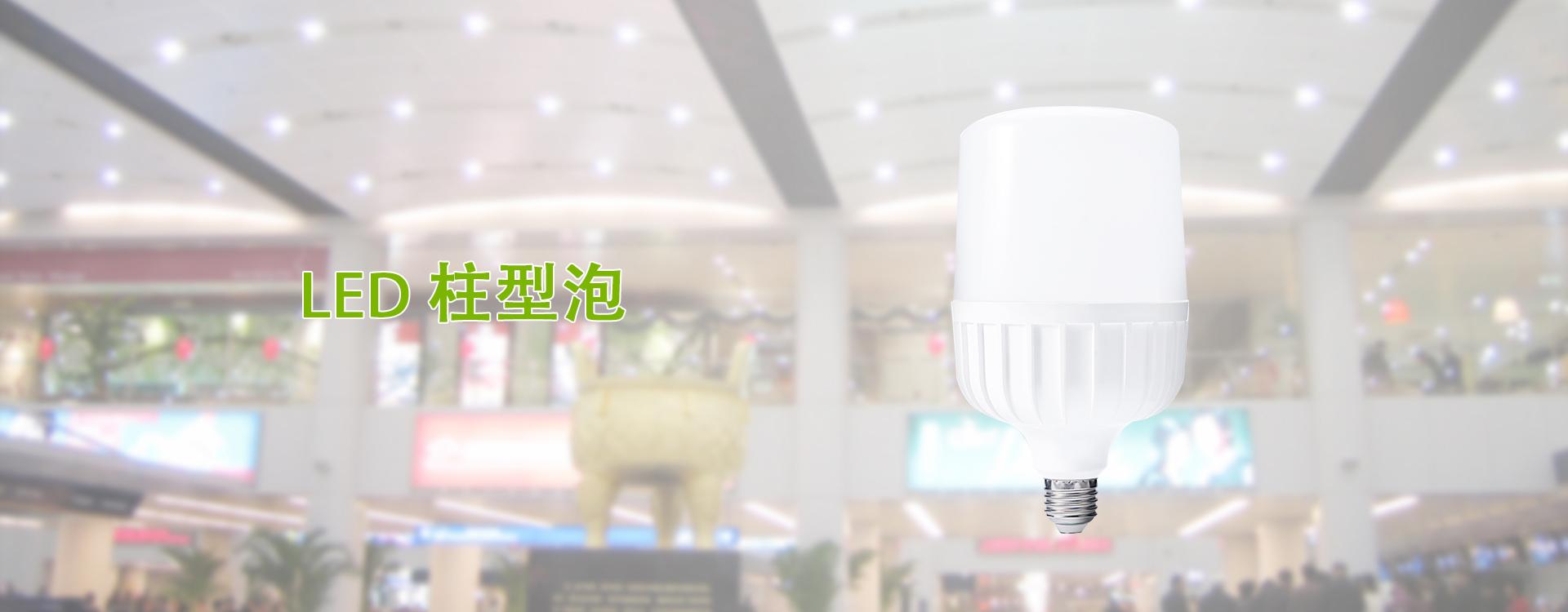 LED T型球泡灯